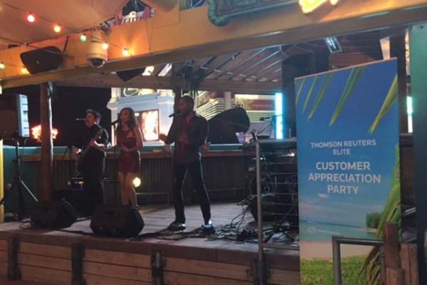 Envy Band at Margaritaville