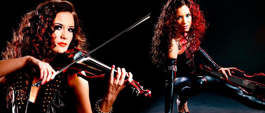 T Electric Violinist | TMEG Productions Las Vegas Event