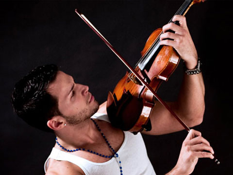 SVET Hip-Hop Violinist
