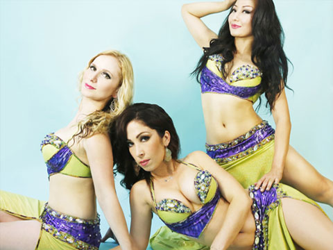 BIDC Belly Dancer Group