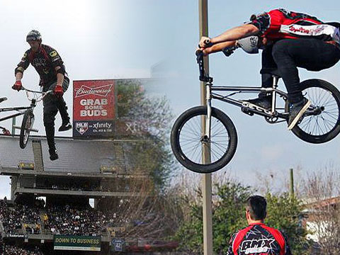 BMX Pro Stunt Team