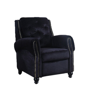 U201cBishopu201d Chair (Black)