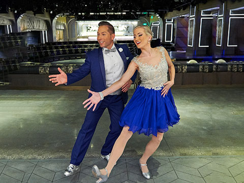 Style and Grace Tap Dance Duo