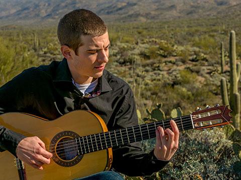 Josh Crooks – Flamenco/Spanish Guitar
