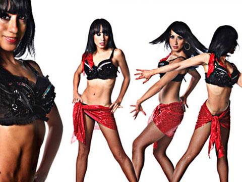 Sandra Salsa Dancer