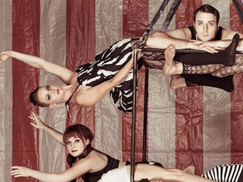 Sky Candy Aerial Troupe