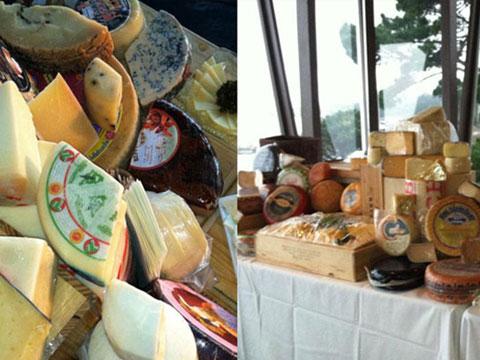 Cheese Pairing & Display