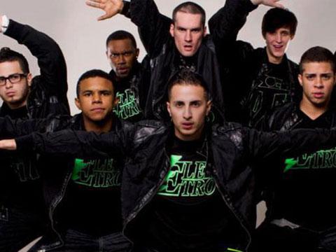 The Elektrolytes Dance Crew