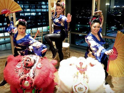 Kunoichi Female Ninjas