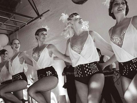 LA Follies Gatsby Dancers