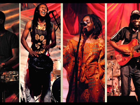 Zuma African Band