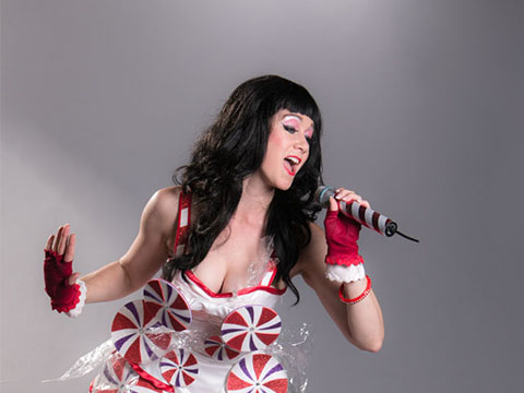 Nellie Norris – Katy Perry Impersonator – NV Based